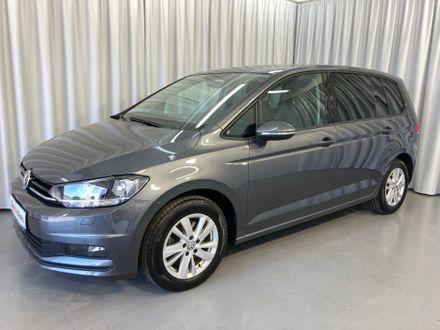 VW Touran TDI SCR DSG 5-Sitzer