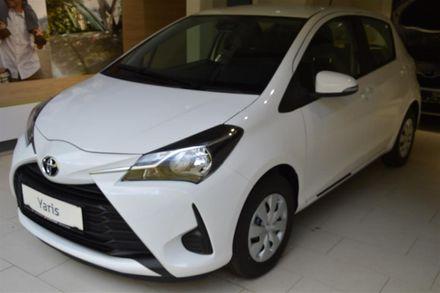 Toyota Yaris 1,0 VVT-i Young