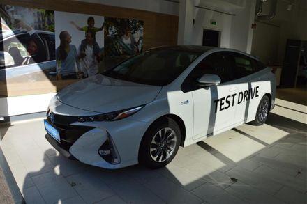 Toyota Prius 1,8 VVT-i Plug-in Hybrid PHEV Solar