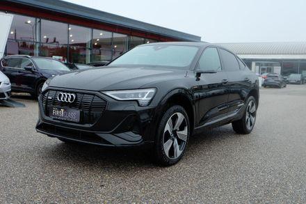 Audi e-tron SB 50 quattro S line ext.