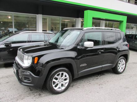 Jeep Renegade 2,0 MultiJet II 140 Limited AWD Aut.