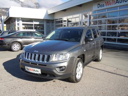 Jeep Compass 2,2 CRD Limited 2WD