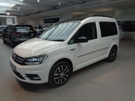 VW Caddy Edition 35 TDI