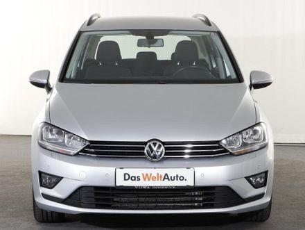VW Golf Sportsvan Lounge BMT TDI