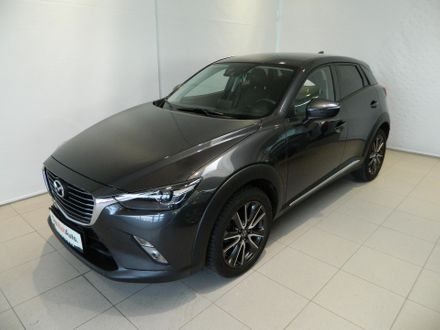 Mazda CX-3 G120 Revolution Aut.