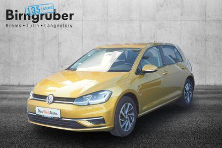 VW Golf Comfortline TSI