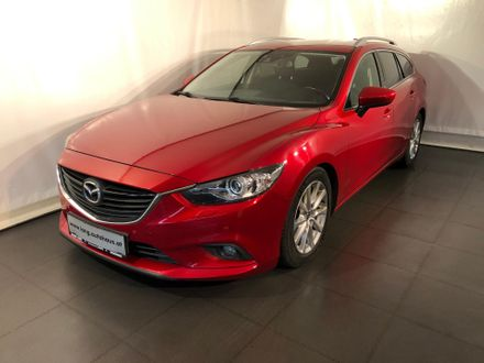 Mazda 6 Sport Combi CD150 Attraction Aut.