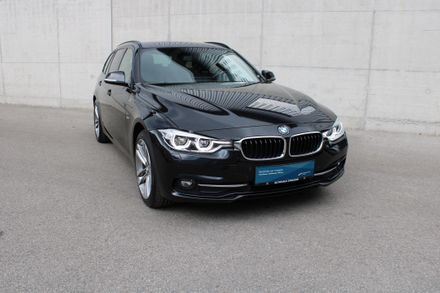 BMW 318d xDrive Touring Sport Line