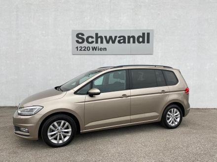 VW Touran Comfortline TDI SCR DSG