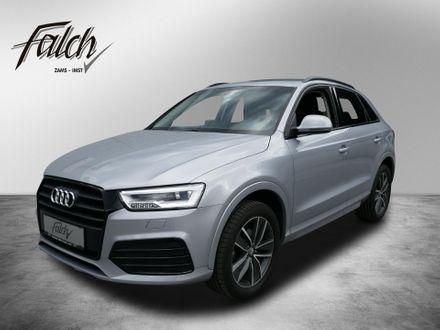 Audi Q3 2.0 TDI black line