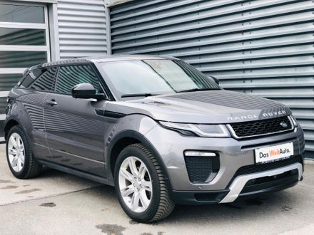 Land Rover Range Rover Evoque HSE Dynamic 2,0 eD4 Aut.