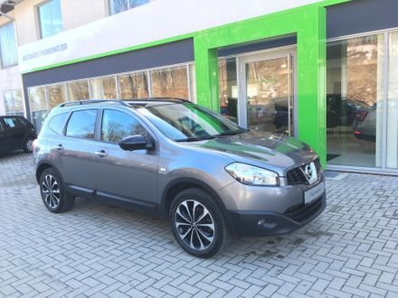 Nissan Qashqai+2 1,6 dCi 360 Start/Stop 4WD