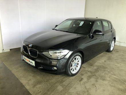 BMW 116d Efficient Dynamics Edition