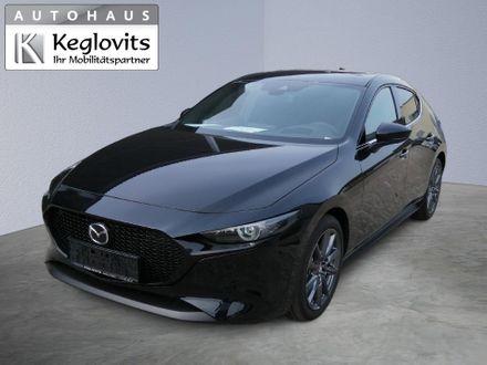 Mazda 3 Skyactiv-G122 Comfort+ /SO/ST/TE