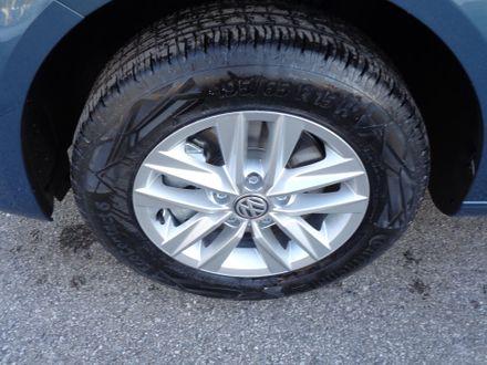 VW Caddy Comfortline TGI
