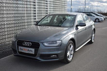 Audi A4 2.0 TDI intense