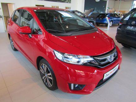 Honda Jazz 1,3i-VTEC Elegance