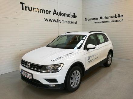 VW Tiguan Austria TDI SCR