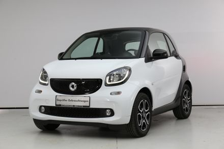 Smart fortwo Prime twinamic