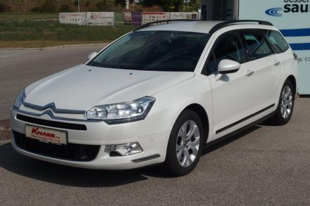Citroën C5 Tourer 2,0 HDi FAP Jubiläums Collection Aut.