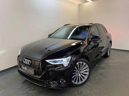 Audi e-tron 55 quattro 300 kW S line