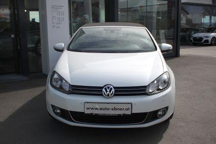 VW Golf Cabriolet TSI DSG