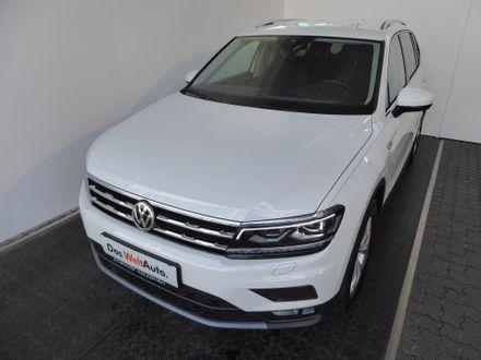 VW Tiguan Allspace Comfortline TDI