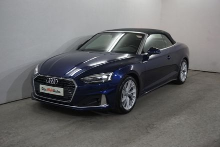 Audi A5 Cabriolet 35 TDI advanced