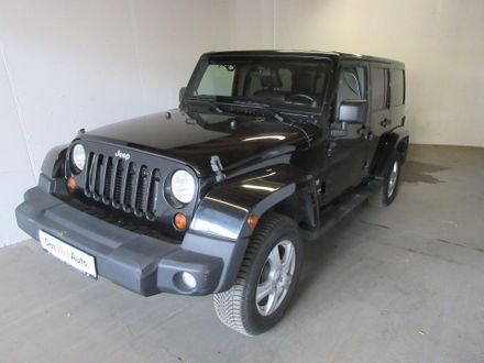 Jeep Wrangler Unlimited Sahara 2,8 CRD Aut.