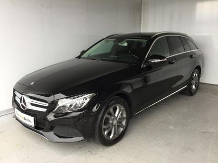 Mercedes C 250 T BlueTEC 4MATIC Avantgarde A-Edition Plus Aut.