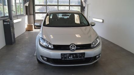 VW Golf Trendline TDI 4MOTION