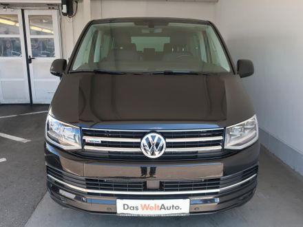 VW Multivan Highline TDI 4MOTION