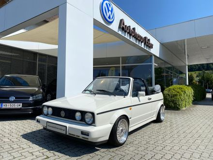 VW Golf Cabrio Quartett
