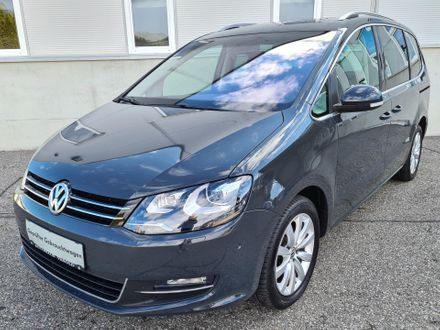VW Sharan Sky BMT TDI 4MOTION