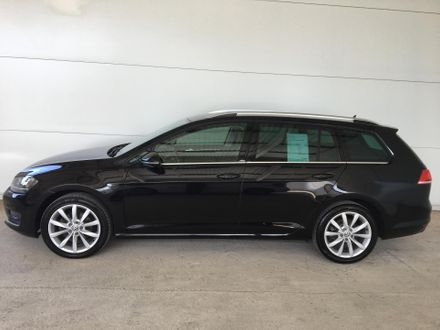 VW Golf Variant Highline TDI