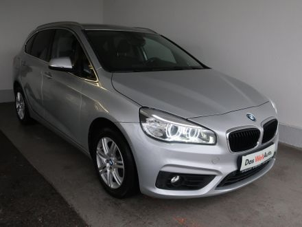 BMW 218d Active Tourer Advantage Aut.