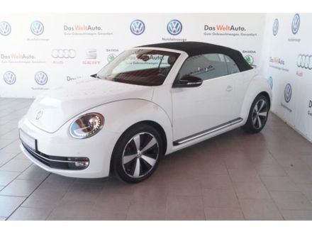VW Beetle Cabriolet Exclusive Sport TSI