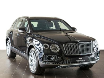 Bentley New Bentayga V8