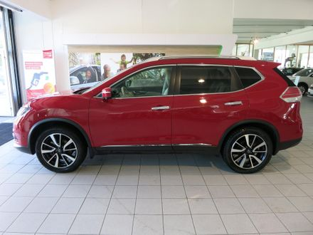 Nissan X-TRAIL 1,6dCi Tekna ALL-MODE 4x4i
