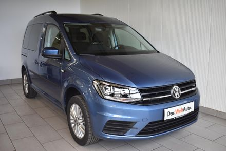 VW Caddy Austria TSI