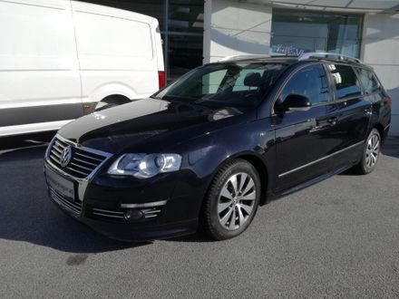 VW Passat Variant BlueMotion