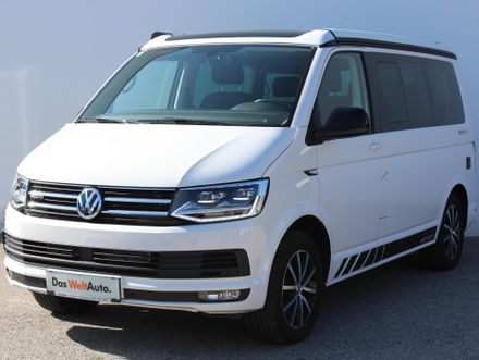 VW California Beach Edition TDI 4MOTION