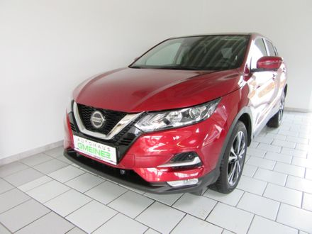 Nissan Qashqai 1,7 dCi ALL-MODE 4x4i N-Connecta Xtronic Aut.