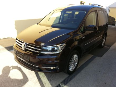 VW Caddy Highline TSI