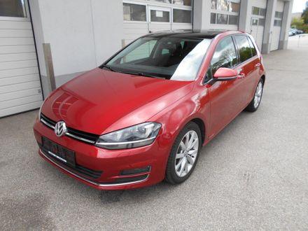 VW Golf Sky BMT TDI