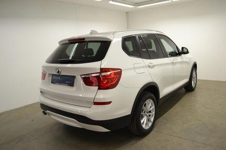 BMW X3 xDrive 20d Österreich-Paket Aut.