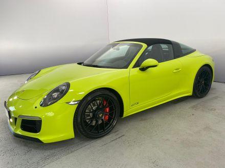 Porsche 911 Targa 4 GTS II (991)
