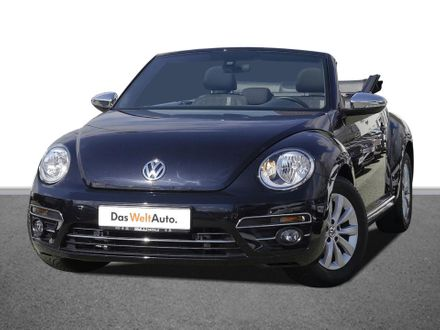 VW The Beetle Cabriolet BMT TSI