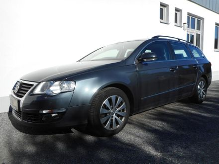 VW Passat Var. CL BlueMotion Technology TSI