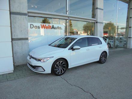 VW Golf United TSI